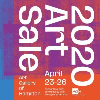 2020 Art Sale - Social Media